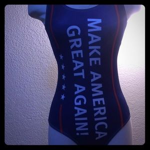 Other - Make America Great Again SwimSuit szS